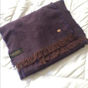 Purple Alex and Ani scarf